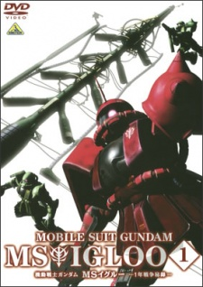 Xem Phim Trung ÚY Oliver - Mobile Suit Gundam MS IGLOO VietSub
