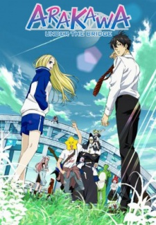 Xem Phim Arakawa Under The Bridge SS2 - Arakawa Under The Bridge Season 2 VietSub