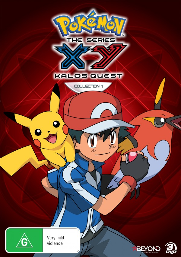 Pokemon XY -Pokemon Season 18