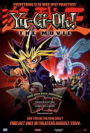 Yu-Gi-Oh! The Movie Pyramid of Light