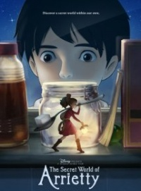 The Secret World of Arrietty -Cô Bé Tí Hon