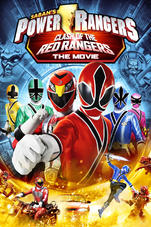 Power Rangers Samurai Clash of the Red Rangers