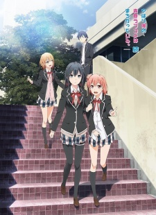 Yahari Ore no Seishun Love Come wa Machigatteiru Zoku