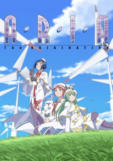 Xem Phim Aria the Origination - Anime Aria the Origination VietSub