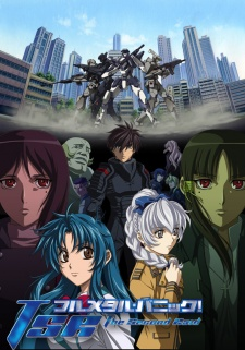 Full Metal Panic! The Second Raid Ova