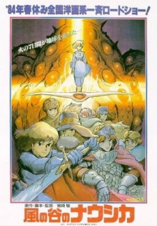 Xem Phim Kaze No Tani No Nausicaa - Nausicaa of the Valley of the Wind, Kaze no Tani no Nausicaa, Warriors of the Wind VietSub