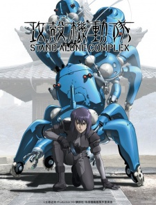 Ghost in the Shell: Stand Alone Complex Ss2