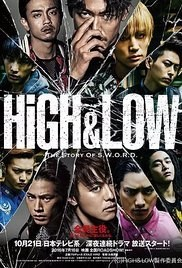 Xem Phim High & Low – The Story of Sword -  VietSub