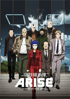 Xem Phim Ghost in the Shell Arise - Ghost in the Shell Arise -Border:1-2-3-4 VietSub