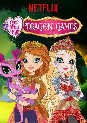 Xem Phim Ever After High Movie 4 : Dragon Games -  VietSub