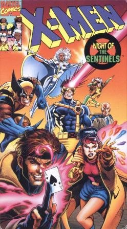 X-Men: The Animated Series Season 1+2