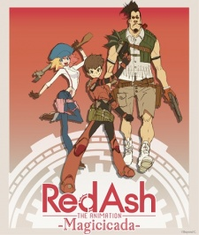 Red Ash: Gearworld - Red Ash: Gearworld